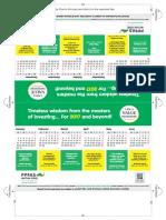 Calendar 2017 Cut & Paste Ppfas Mutual Fund