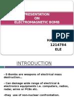 Electronic Bomb