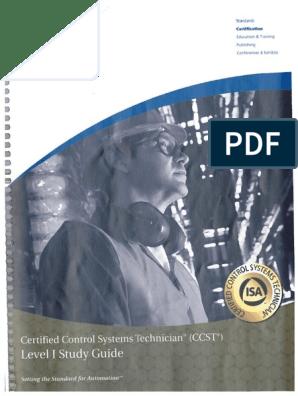 Ccst Level 1 Pdf Deposition Law Test Assessment