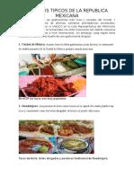 Mexico tiene una de las gastronomías más ricas y variadas del mundo.docx
