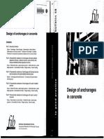FIB 58 -Design of Anchorage in Concrete.pdf