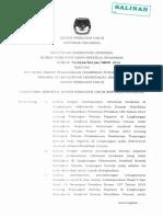 SK KPU Juknis Tukin 2016