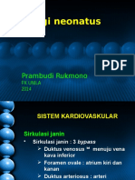 1. Fisiologi neonatus