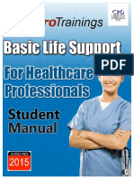 BLS HP 2015 V6.0 Student Manual