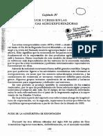 06 - Fonseca E. Auge y Crisis en Las Republicas Agroexportadoras