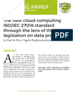 Iso 27018 Eu Working Paper Vol1 n2