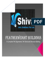 Feather Weight Buildings