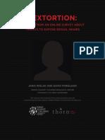Sextortion Report Final 6-22-2016