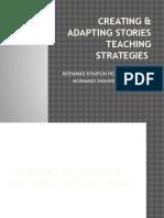 Creating & Adapting Stories