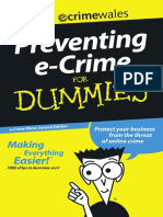 Preventing E-crimes for Dummies