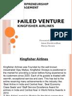 Failed Venture