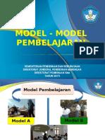Model Pembelajaran PPT