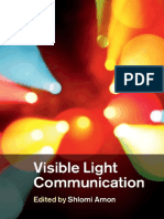 Visible Light Communication Shlomi Arnon
