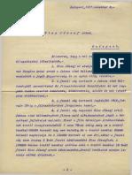 Kiss József filmszerződés (1917)
