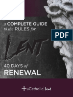 UCS Guide to Lent 2017