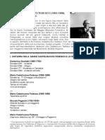 Castelnuovo TEDESCO Hommage - Programmes
