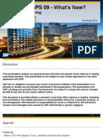 SAP HANA SPS 098897 - Datamanagement_and tasks