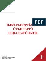 Merokod Implementacios Utmutato Fejlesztoknek by Mito 2017-02-03