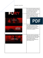 Film Deconstruction 1 Fury
