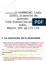 Darling-hammond, Linda (2005), El Derecho