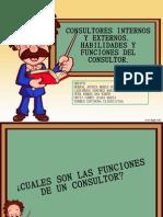 Consult Ores Int. y Ext. Habilid. y Funciones DO