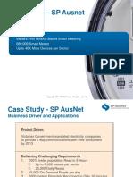 SP Ausnet Case Study 2013