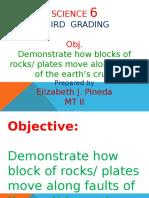 Blocks of Rocks
