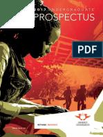 Undergraduate Prospectus 2017