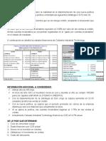 Gestión Financiera a Corto Plazo - Practica II y III