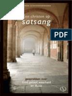 Simon Schoonderwoerd - Een christen op satsang