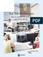 Tract Mediatheque Visites