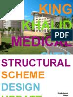 KKMC - Structural Scheme Design Progress Update (1)