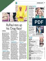 RuPaul interview