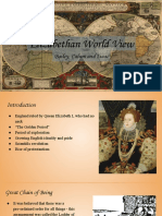 elizabethan world view