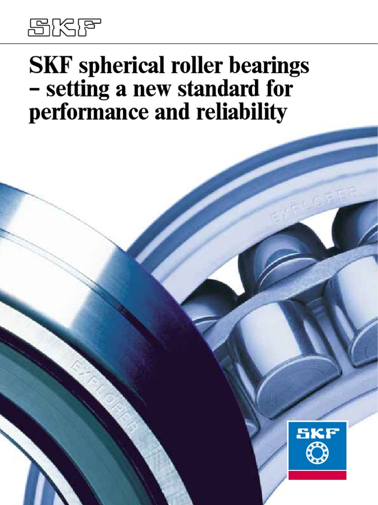 21306CC SKF New Spherical Roller Bearing QTY 1