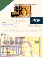 Dialogando com o pensamento de Victor Guerra - Sábado, 01/04/2017