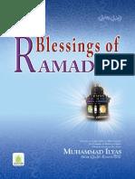 Blessings of RAMADAN.pdf