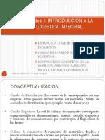 1er Cómputo - Logística y Distribución