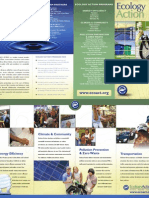 Ecology Action General Brochure