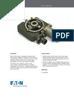 DS600-14C_Mk 9 Flat Actuator FRH010012