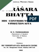 ParaSara BhattA