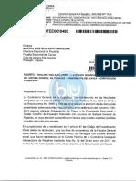 BLU Radio tuvo acceso a los documentos de los hallazgos de irregularidades en el manejo de los recursos de ciencia y tecnología en el Cauca.