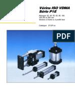 Catalogue Parker P1E
