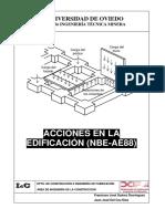 Acciones en La Edificacion