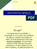 ESTATISTICA BASICA I Annhanguera Educacional
