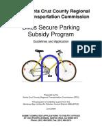Bike Parking Subsidy Program for Employers