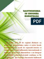 Gastronomia in Uniunea Europeana