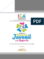 Resumen Ejecutivo Del Proyecto de Desarrollo Social [Conferencia - Voluntariado en La Reigion Ica]
