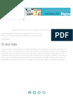 El Otro Lado _ Página12 _ La Otra Mirada