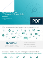 Paving the Path to Narrowband 5g With Lte Iot